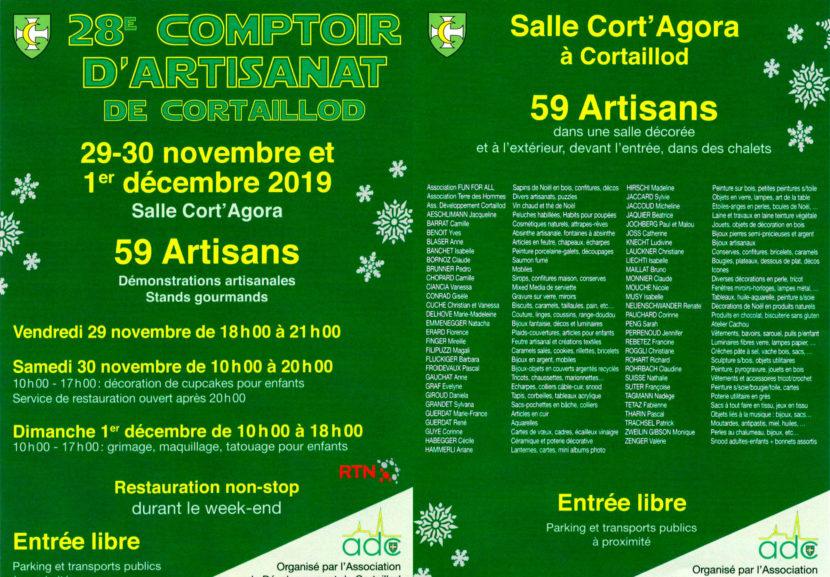 Flyer-Comptoir-Artisanat-Cortaillod-2019
